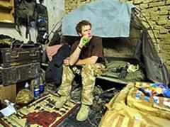 Prinz Harry war insgesamt zehn Wochen als Soldat in Afghanistan stationiert.