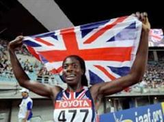 Christine Ohuruogu holte Gold über 400 m. (Archivbild)