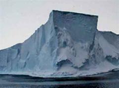 Kanadas Eisfläche ist diesen Sommmer stark geschrumpft.