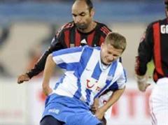 Milans Emerson gegen Almen Abdi.