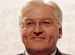 SPD-Kanzlerkandidat Frank-Walter Steinmeier.