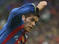 Benjamin Huggel vertritt auch heute den verletzten Franco Costanzo als Captain beim FCB.