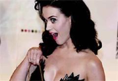 Katy «I Kissed A Girl»-Perry freut sich gern über Preise. (Archivbild)