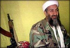 Bietet Osama bin Laden Kopfgelder?