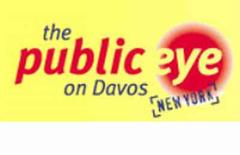 Das «Public Eye on Davos» geht nach New York.