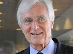 Verwaltungsratspräsident Peter Forstmoser hat seinen Rückzug auf den 1. Mai hin angekündigt.