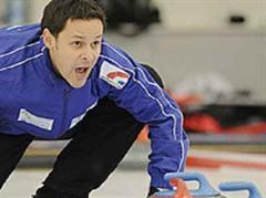 Ralph Stöckli gehört zu den selektionierten Curler.