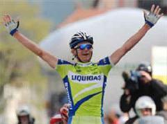 Roman Kreuziger gewinnt die 4. Etappe.