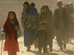 Ziel ist, dass die Afghanen selbst Kontrolle übernehmen können.