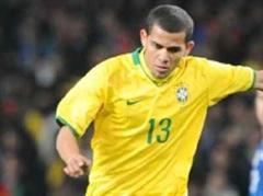 Daniel Alves traf zum 1:0. (Archivbild)