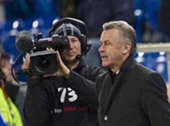 Nati-Coach Ottmar Hitzfeld. (Archivbild)