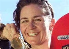 Ursula Bruhin verpasste den vierten Saisonsieg.