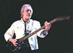 Der verstorbene Bassist John Entwistle.