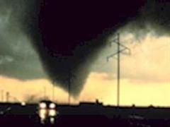 Erneute Sturmwarnung in Kentucky und Texas.