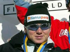 Kristina Smigun, Estland