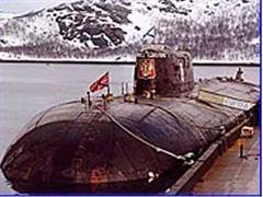 Atom-U-Boot Kursk.