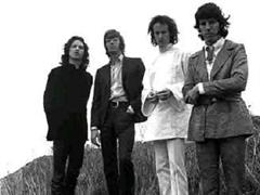 Die vier Musiker hatten The Doors 1965 in Los Angeles gegründet.