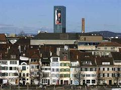 Die Frau wurde am Marktplatz in Basel erschossen.