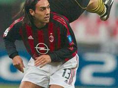Der Italiener Allesandro Nesta.