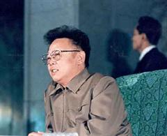 Kim Jong Il, Generalsekretär von Nordkorea.