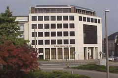 Der Sitz der Bank Sarasin in Basel.