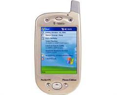 Das Smartphone MDA von T-Mobile.