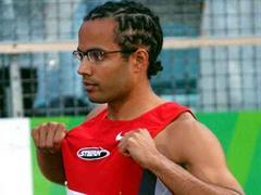 Cédric El-Idrissi ist in Form.