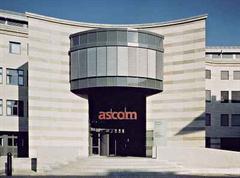 Ascom Hauptsitz in Bern.