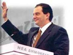 Der griechische Ministerpräsident Kostas Karamanlis.