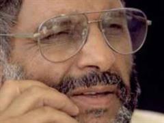 Abdel Asis Rantissi, neuer Hamas-Führer.