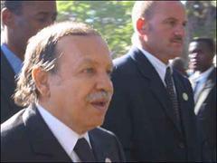 Bouteflika soll sich im Herbst mit weiteren europäischen Ministern treffen.