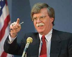 John Bolton muss weiter auf seine Bestätigung warten.