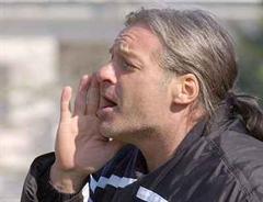Wils Assistenztrainer Stephan Lehmann.