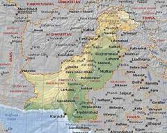 Der Unfall ereignete sich rund hundert Kilometer südöstlich der Hauptstadt Islamabad.