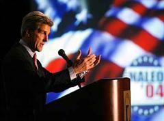 Seit John Kerry seinen Vize ernannt hat, kommt der US-Wahlkampf richtig in Schwung.