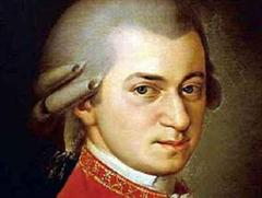 Wolfgang Amadeus Mozart (1756-1791).