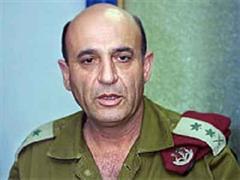 Schaul Mofas Israel Verteidigungsminister.