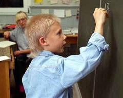 Ein integratives Schulsystem würde alle Schüler fördern.