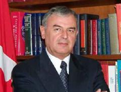 Joseph Caron, kanadischer Botschafter in Peking.