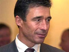 Anders Fogh Rasmussens liberale Partei verlor aber 4 ihrer bisher 56 Mandate.