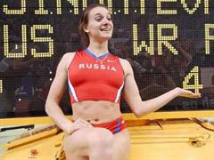 Kann Jelena Isinbajewa in Lausanne auch posieren?