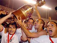 FC Sao Paulo gewinnt den Copa Libertadores.