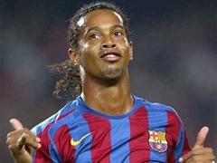 Ronaldinho schoss erneut das Führungstor für «Barça».