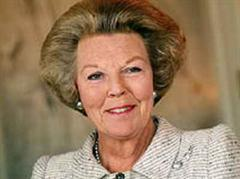 Königin Beatrix darf sich freuen.