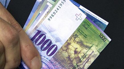 Es wird momentan sehr viel Geld aus Ägypten abgezogen. Dieses Geld soll nicht den Schutz der Schweiz geniessen.