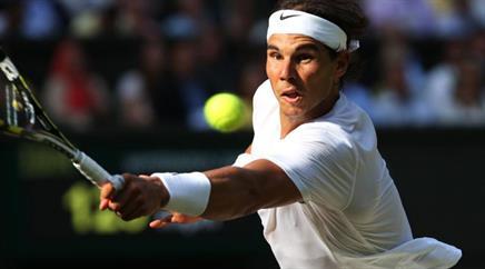 Rafael Nadal meldet sich in Basel zurück.