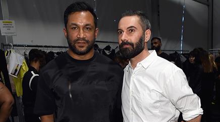 Ryan Lobo und Ramon Martin, Designer bei Tome.