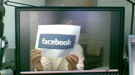Der Lehrer ging gegen Facebook vor.