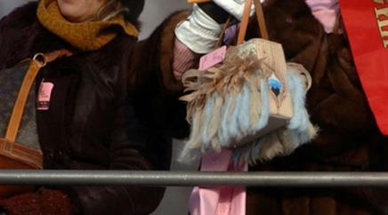 Pelzprodukte soll in der Schweiz verboten werden.