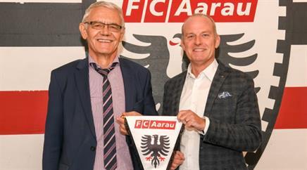 Roland Baumgartner wird per 1. Januar 2020 neuer Geschäftsführer beim FC Aarau.